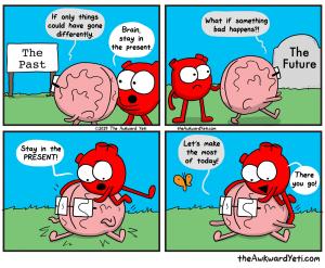Mindfulness Comic
